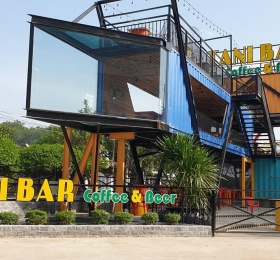 Container cafe Bar